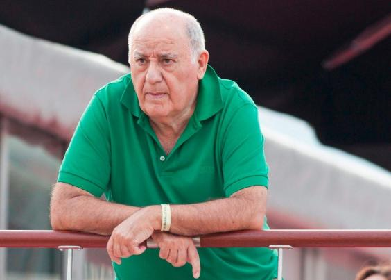 Amancio Ortega Richest man