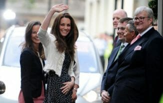 Kate Middleton clothing zara
