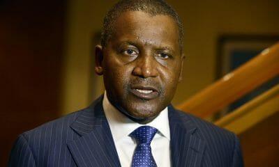 Aliko Dangote richest in Africa