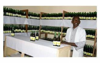 Export banana wine to U.S.