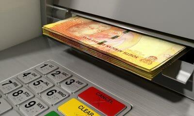 Money laundering via cash deposting ATM and mobile money